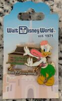 Daisy Duck Retro Walt Disney World® 1971 Resort Collection Polynesian Pin