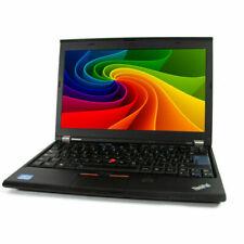 Lenovo ThinkPad X220 i5 2.50GHz 4GB 500GB HDD 1366x768 Cam Webcam Windows 10 Pro