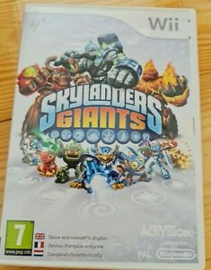 Activision Skylanders Giants  Wii Game Only