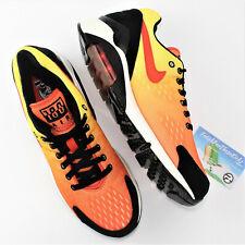 Nike Air Max 180 Orange Athletic Shoes