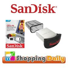 SanDisk Ultra Fit 32GB CZ43 USB 3.0 Flash Pen Drive Memory Stick 32G 150MB/s