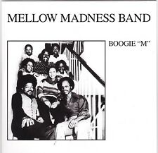 "modern soul/disco MELLOW MADNESS BAND ""BOOGIE M""/""I SEE IT COMING"" on balto-soul"
