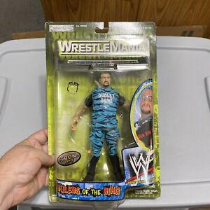Bubba Ray Dudley WWF action figure Wrestlemania 2000 JAKKS Pacific NIB WWE A3