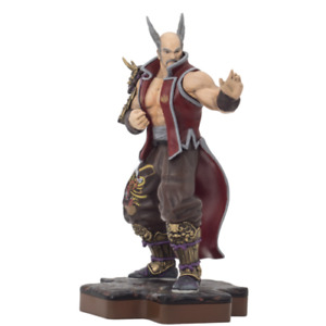 TOTAKU Tekken 7 Heihachi Mishima Action Figure 04 Brand New Sealed Official SONY