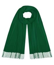Grün Kaschmir Cashmere Kashmir Wolle Schal 200x70 Tuch Halstuch Stola neu 52