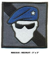 Rainbow Six Operation Recruit Patch - Rbsix45