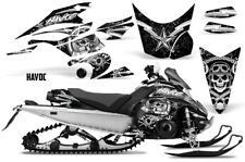 Yamaha FX Nytro Decal Graphic Kit Sled Snowmobile Wrap Decals 2008-2014 HAVOC W