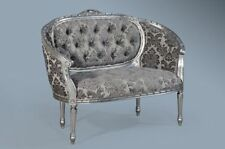 Living Room Antique Style Handmade Chaises Longues