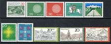 Germany Postage Stamps Scott 1017-1049, 10 MNH Stamp Selection!! G1661b