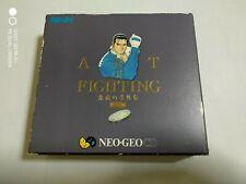 ART OF FIGHTING 3 NEO GEO CD LIMITED