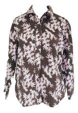 Fat Face Shirt Size 12 100% Cotton Ladies Floral