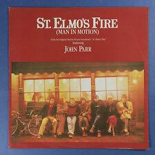 John Parr - St. Elmo's Fire (Man In Motion) London LONX-73 VG+ Condition