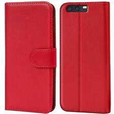 Schutz Hülle Für Huawei P10 Handy Klapp Schutz Tasche Book Slim Flip Case Cover