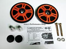 "Arctic Cat Orange Rear Idler Wheel Kit 7.12"" 2012-2017 129"" Track 6639-619"