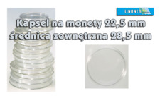 LIN2250225 Lindner cap for a 22,5mm coin