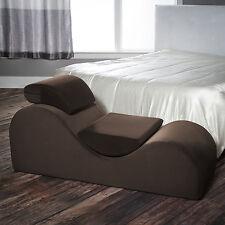 Liberator Esse Sensual Lounge Chair - Espresso