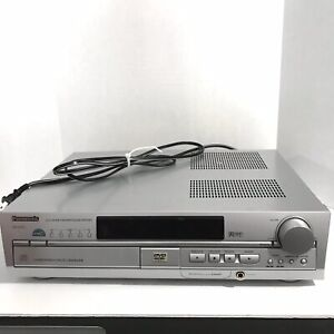 Panasonic SA-HT70 5 Disc Changer DVD Home Theater Sound System TESTED WORKING