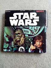 Vintage Star Wars Scenes Super 8 F48 Colour Sound Film Reel