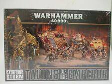 New- Gathering Storm TALONS OF THE EMPEROR 13 CITADEL MINIATURES (Warhammer 40K)