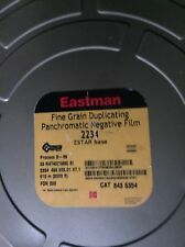 Eastman Kodak 2234 Grana Fine Nero & Bianco 35 mm NEG 100 FT (ca. 30.48 m)