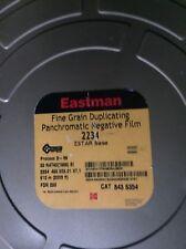Eastman Kodak 2234 Fine Grain Black & White 35mm Neg 100ft