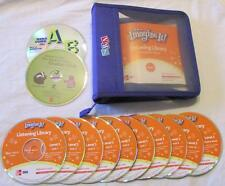 Imagine it! Listening Library McGraw Hill Sra Cd Rom 10 discs w/ case, booklet