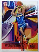 2018-19 Panini Court Kings II Michael Porter Jr Rookie RC #140, Denver Nuggets