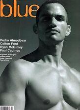 Blue, Issue 44 – Gay Mag – Ryan McGinley Paul Cadmus Pedro Almodovar