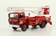 Fire Truck Renault JP11 New in box diecast model miniature collection pompier