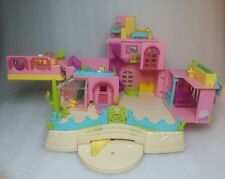 Polly Pocket Hacienda La Maison Des Animaux Mattel 2000