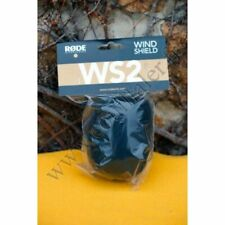 Mousse anti-vent Rode WS2 pour Microphone Røde Broadcaster, Podcaster, Procaster