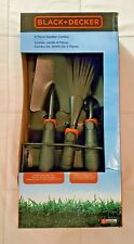 Black & Decker 4 Piece Garden Combo w/ Knee Pad BD3255