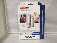 SONY ECMAW3 Bluetooth® Wireless Microphone: ECM-AW3