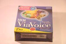 Clásico Software IBM Via VOZ Pro MILENIO Edición Versión 7 0771472 g112073