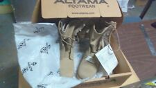 NEW one pairs Tan Hot Weather Desert MILITARY BOOTS Flight Altama SIZE 7N