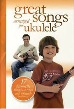 Ukulele GREAT SONGS Music Sheet Book Learn To Play POP BALLADS HITS LEARN OASIS