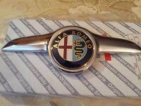 stemma logo ALFA ROMEO GT anteriore ORIGINALE baffo fregio calandra front emblem