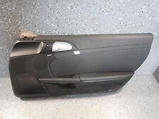 Porsche Boxster Cayman 987 Passenger Right R Door Trim Panel OEM Black