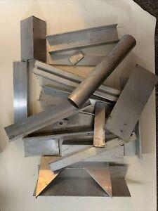 Joblot Aluminium Offcuts (Model Makers Materials)