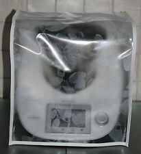 Abdeckhaube Cover für Thermomix TM5 / TM 31 aus Wachstuch. Andere Geräte machbar
