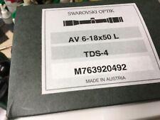 z6i Swarovski NOUVEAU SLP-O 50 mm flip up lens cover-Cap protecteur objectif z8 I