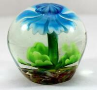Vintage Art Glass Paperweight #1