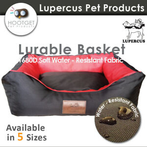 Dog Bed Extra Large L Medium Small Water Resistant Heavy Duty Mat Futon Cushion