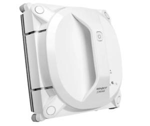 ECOVACS WINBOT X (Upgrade 2020) Fenstersauger Weiß KUNDENRÜCKLÄUFER