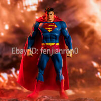 """DC Direct Last Son Series 1 SUPERMAN action Figure 6"""" Gift Toy Kid Boy NO BOX"""