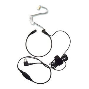 Lightweight Throatmic Earpiece and Mic for Kenwood walkie talkies (25% OFF!!)