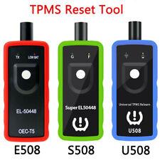 Universal TPMS Reset Tool Relearn Tool Auto Tire Pressure Sensor EL50448