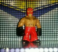 Statuina Rey Mysterio (Rosso) - MATTEL WWE Rumbler tra Figura Wrestling