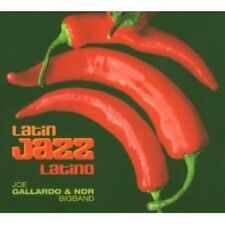 JOE & NDR BIGBAND GALLARDO - LATIN JAZZ LATINO  CD NEW