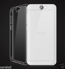 Transparent Soft Silicone Back Case Cover For HTC One A9